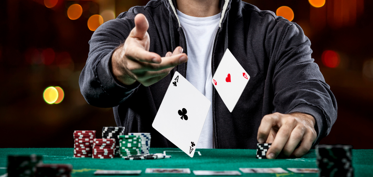 Here are the various hands in Poker to help you play right