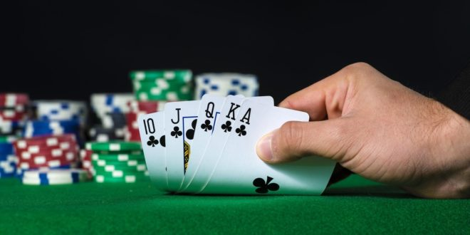 Five reasons to try an online casino -