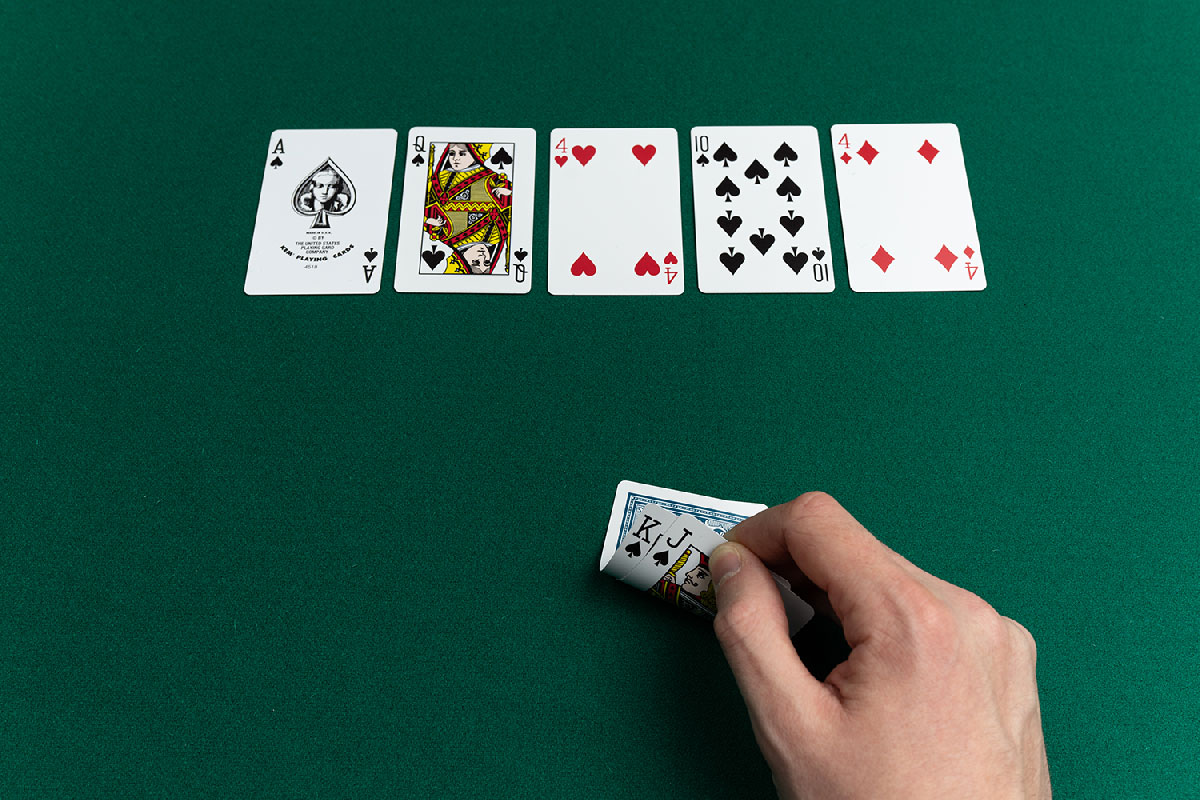 Poker Hand Rankings - Best Texas Hold'em Poker Hands